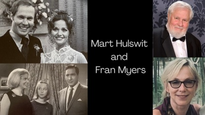 Fran Myers and Mart Hulswit