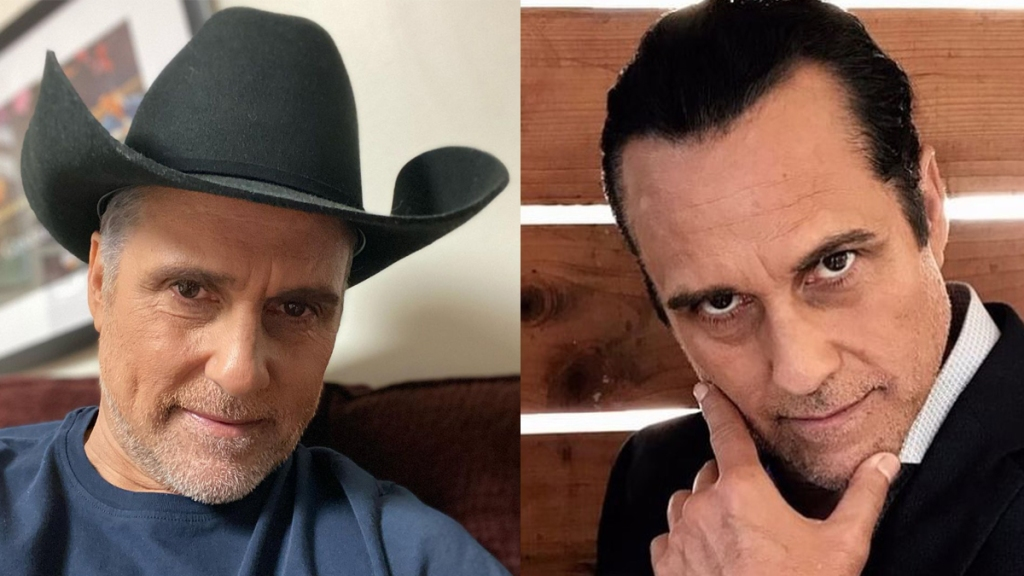 Maurice Benard cowboy gangster