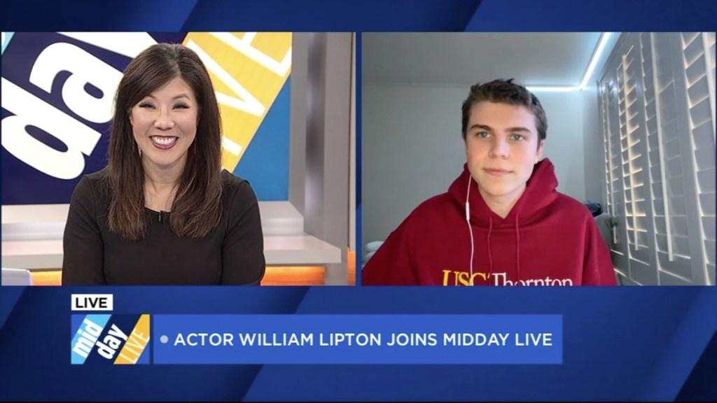 William Lipton News interview