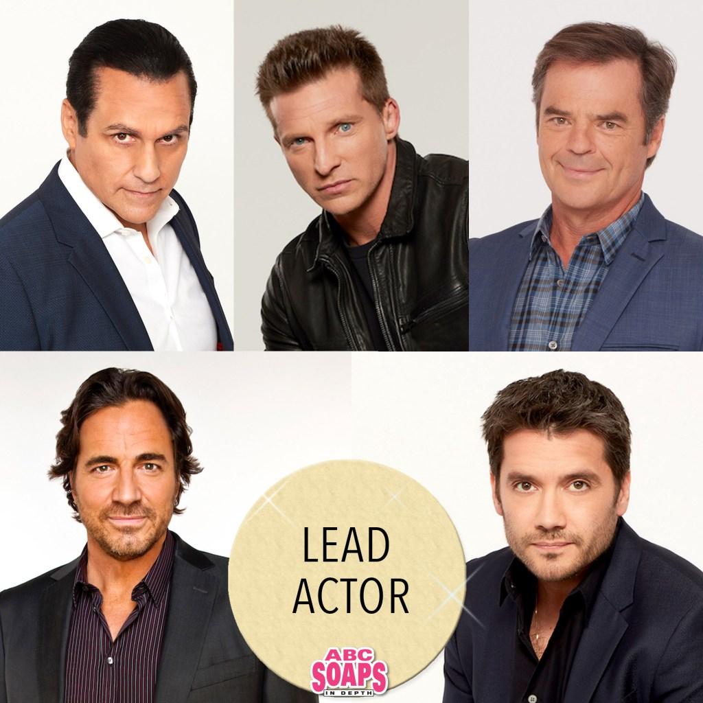 2021 Emmy Poll Lead Actor