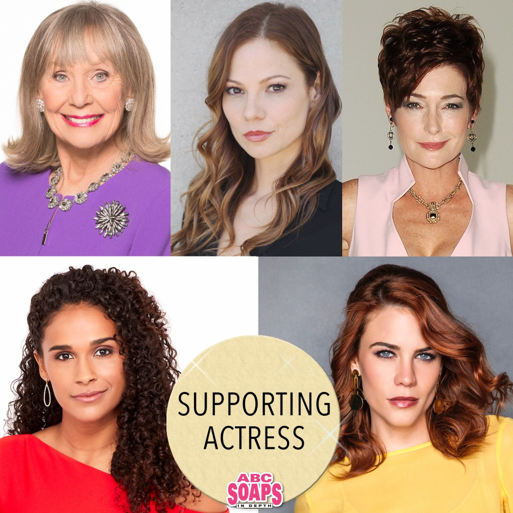 2021 Emmy Poll Supporting Actress