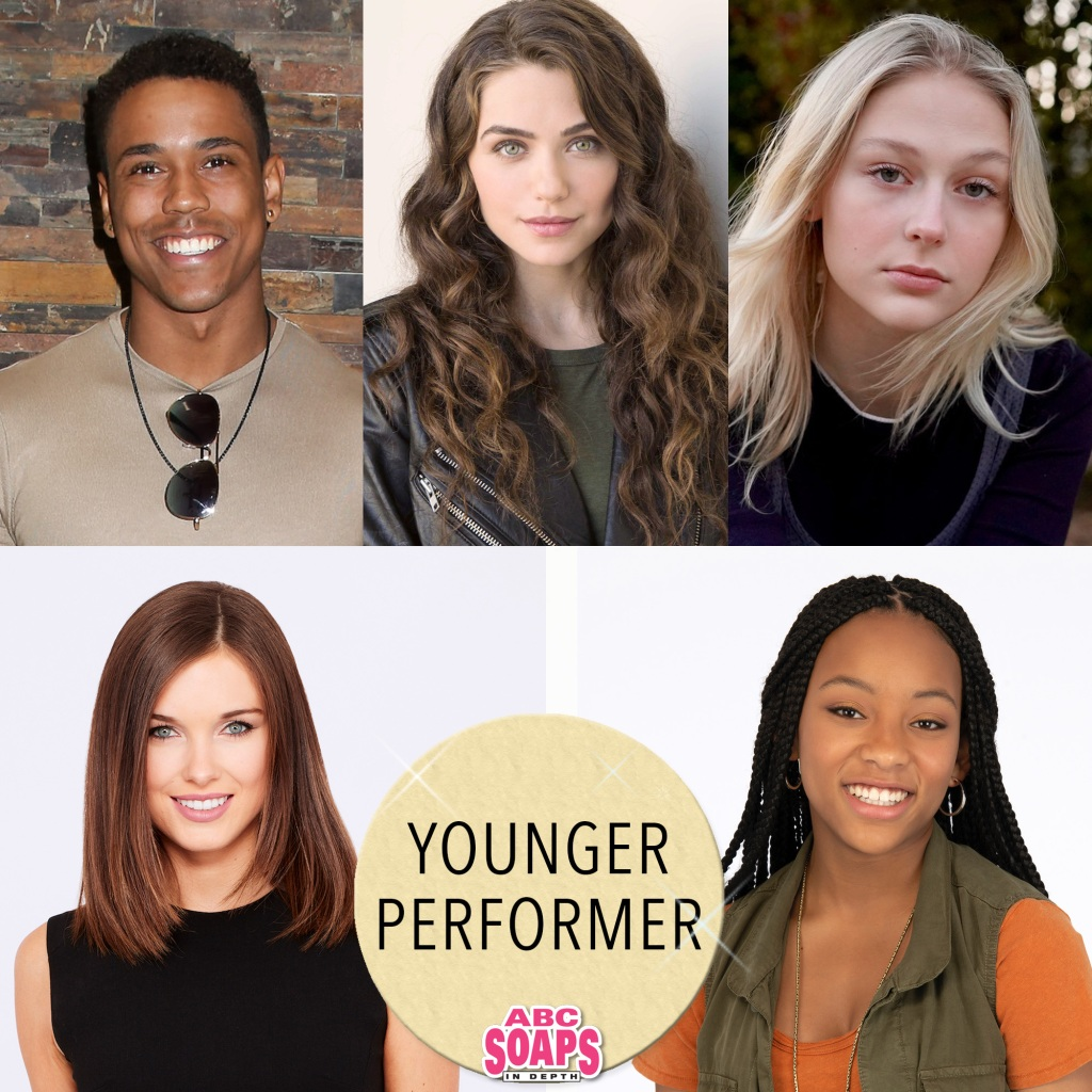 2021 Emmy Poll Younger Performer