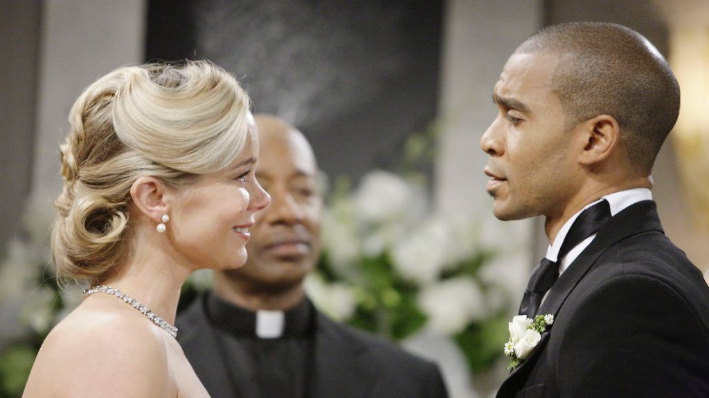 B&B Donna Justin wedding