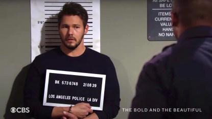 B&B Liam arrested
