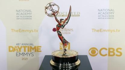 Daytime Emmys trophy