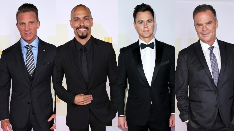 Emmy Fashion Guys 2021