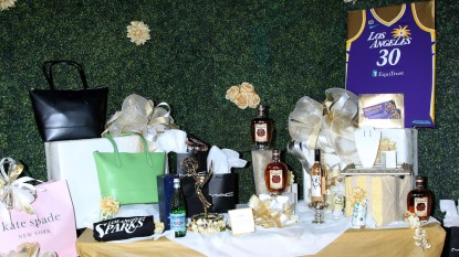 Daytime Emmy Gift Table