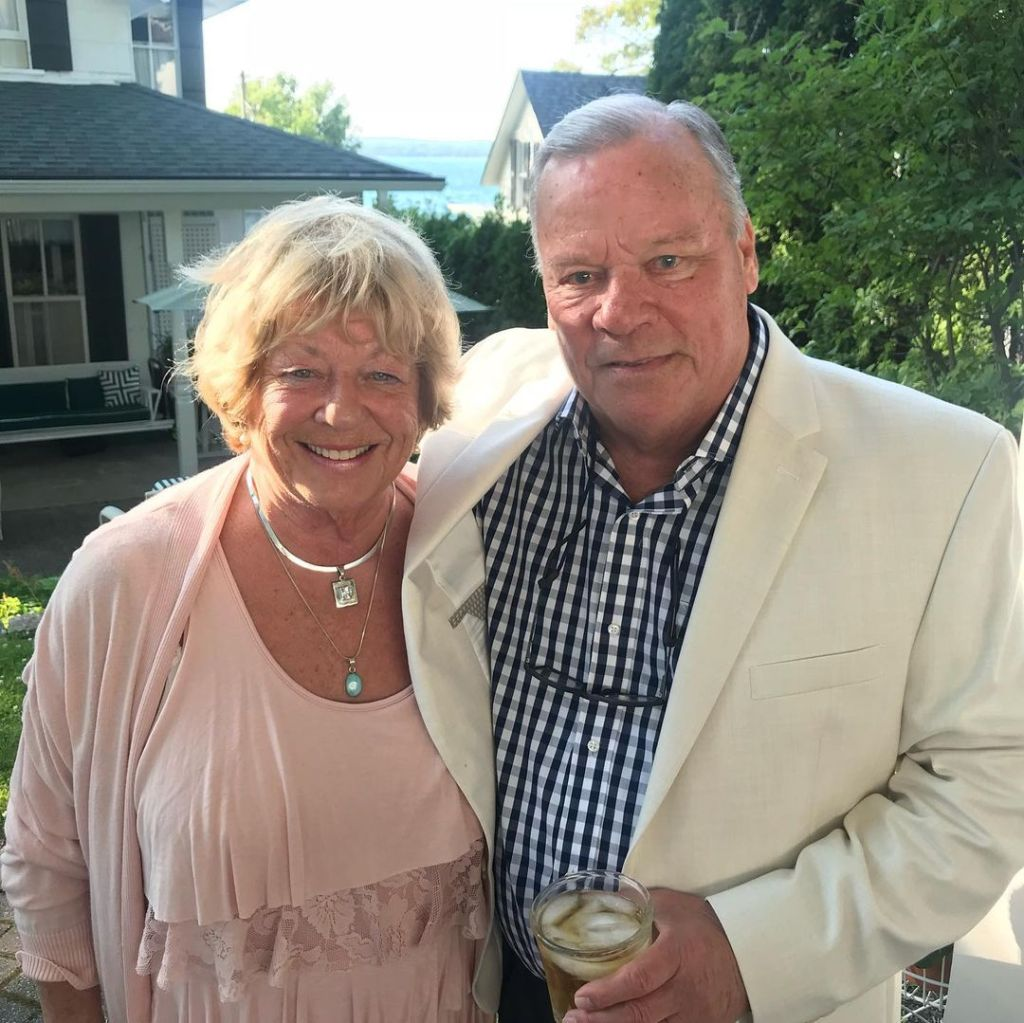 Eric Martsolf parents