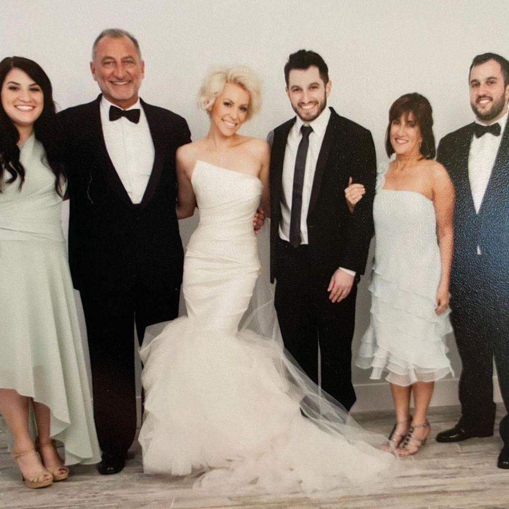 Farah Fath wedding pic