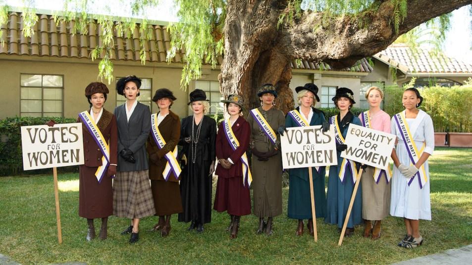 GH women's suffrage