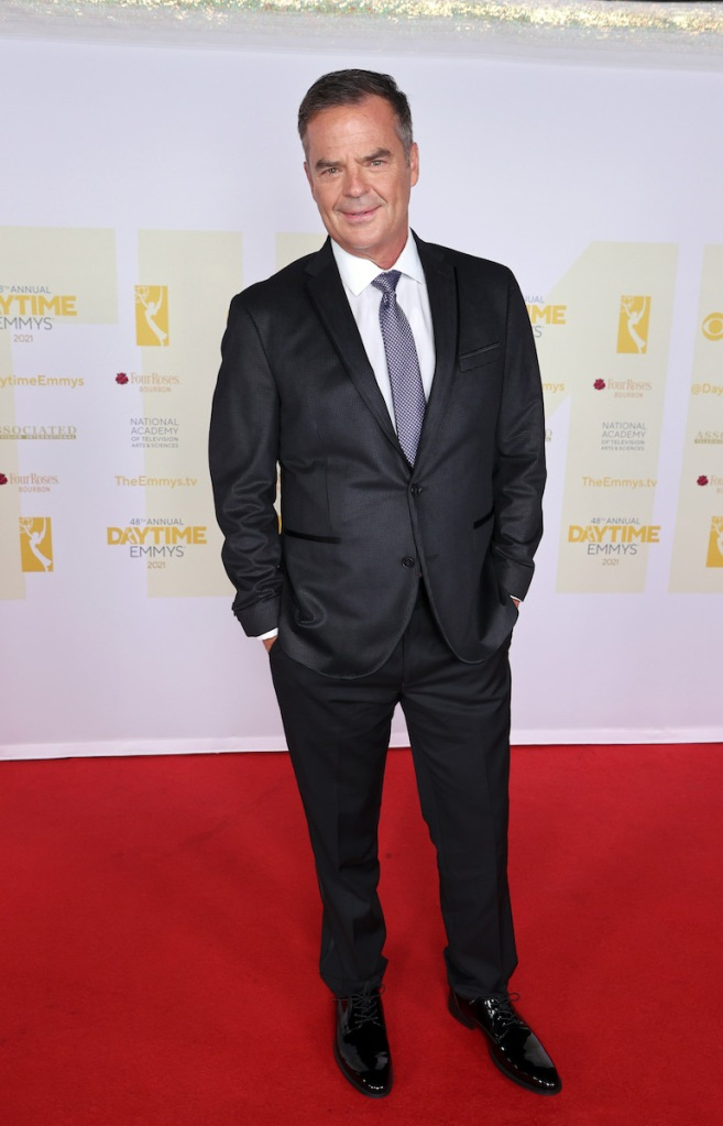 Wally Kurth Emmys 2021
