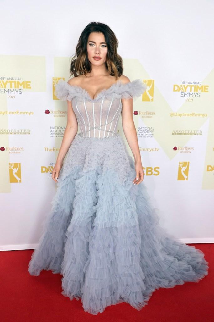Jacqueline MacInnes Wood Emmys 2021