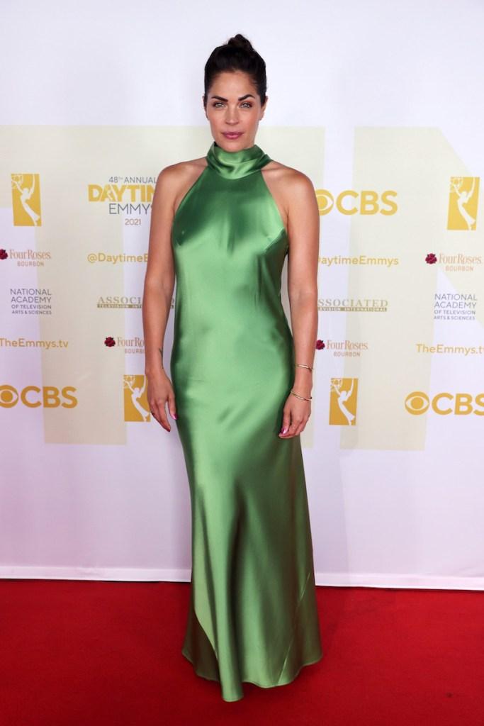 Kelly Thiebaud Emmys 2021