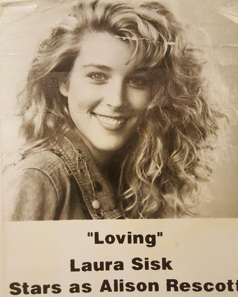 Laura Wright on Loving