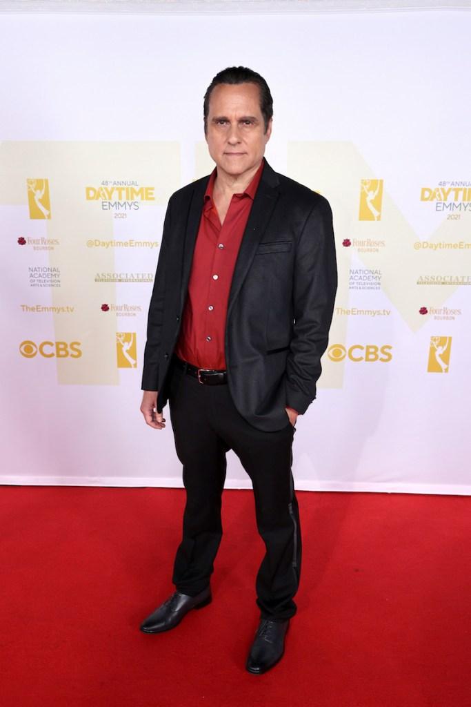 Maurice Benard Emmys 2021