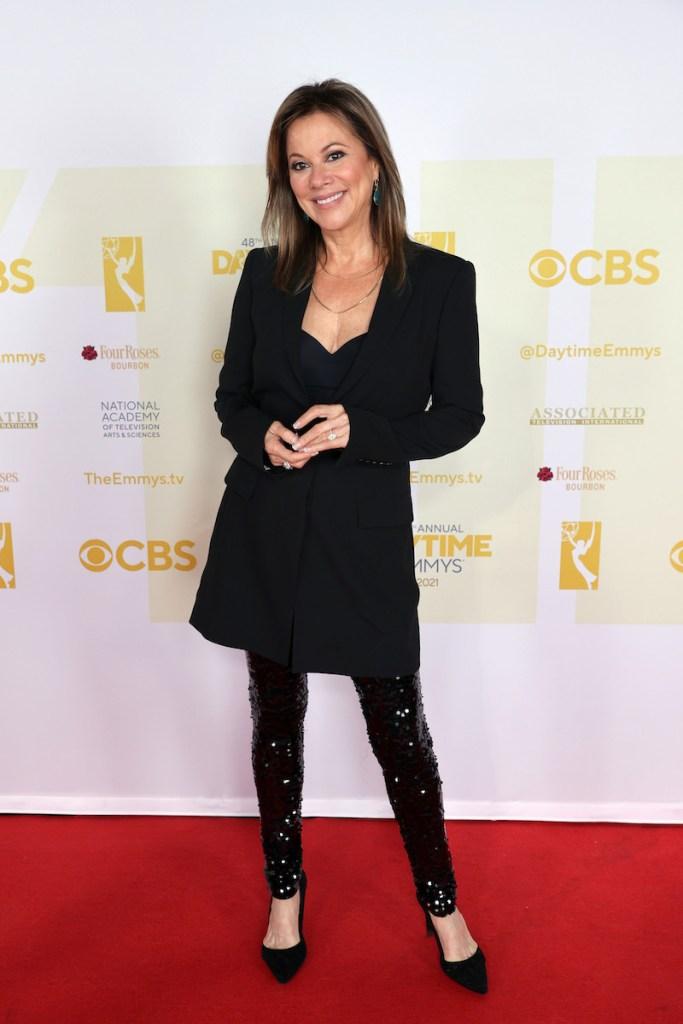 Nancy Lee Grahn Emmys 2021