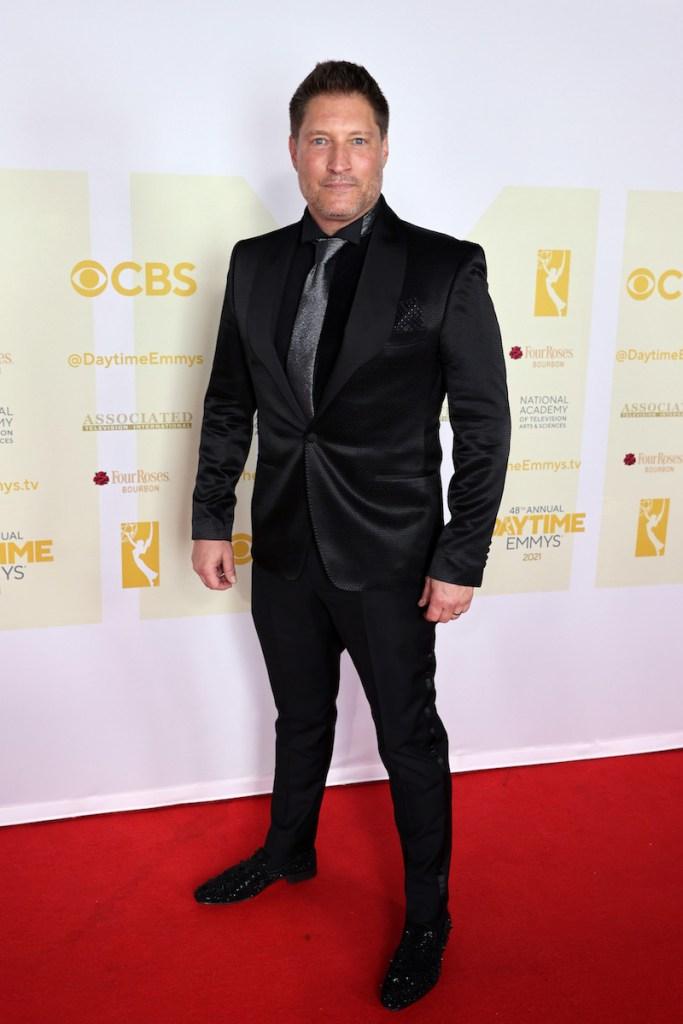 Sean Kanan Emmys 2021