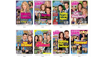 Soaps In Depth back issues