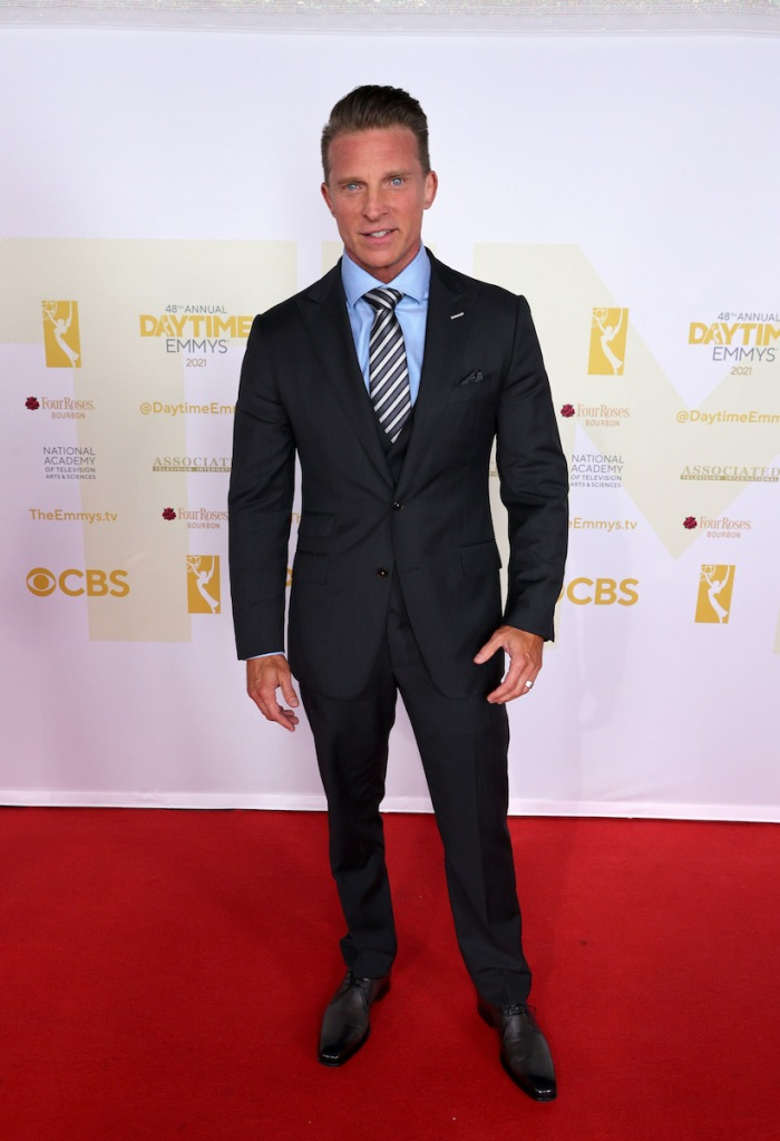 Daytime Emmys 2021: The Men Hit the Red Carpet!