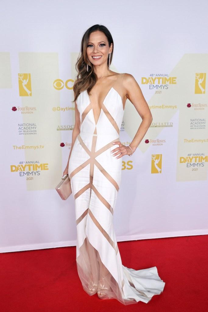 Tamara Braun Emmys 2021