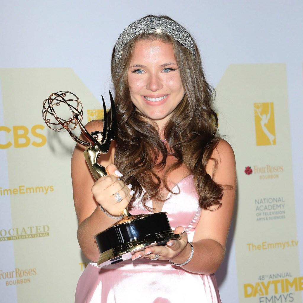 Chiara D'Ambrosio Emmy win
