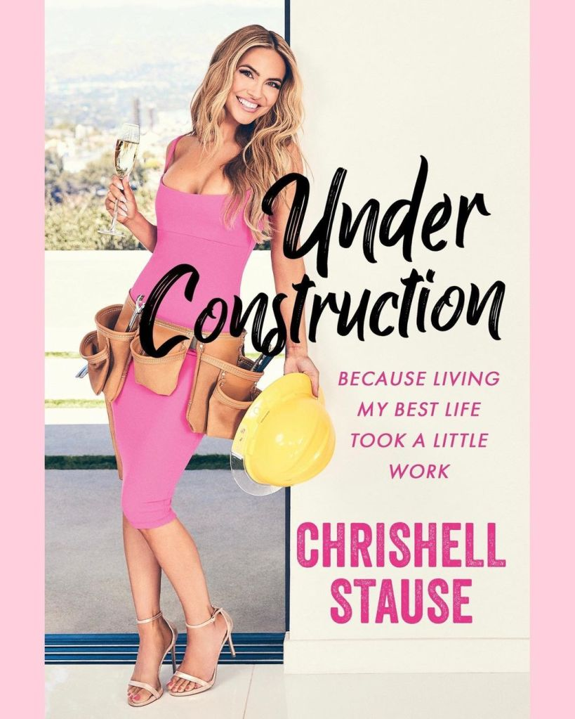 Chrishell Stause book cover