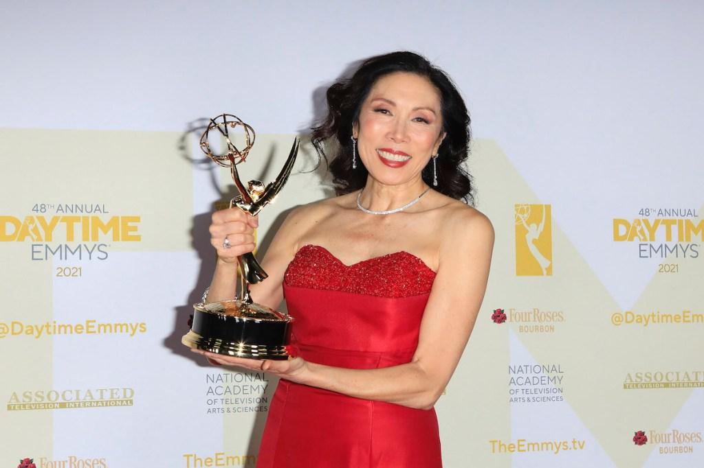 Jodi Long Emmy win 2021