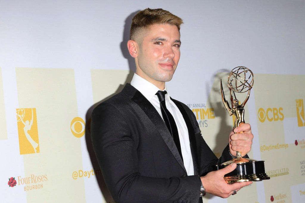 Kristos Andrews Emmy win 2021