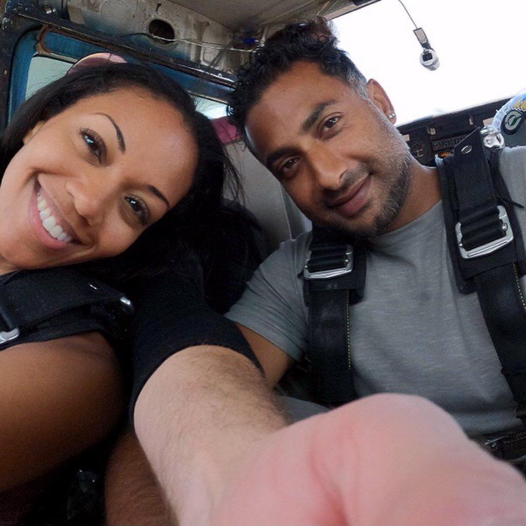 Mishael Morgan Skydive 02