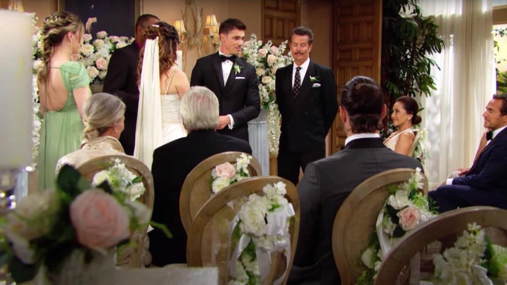 B Spoilers: Steffy and Finn's Wedding Bombshell!