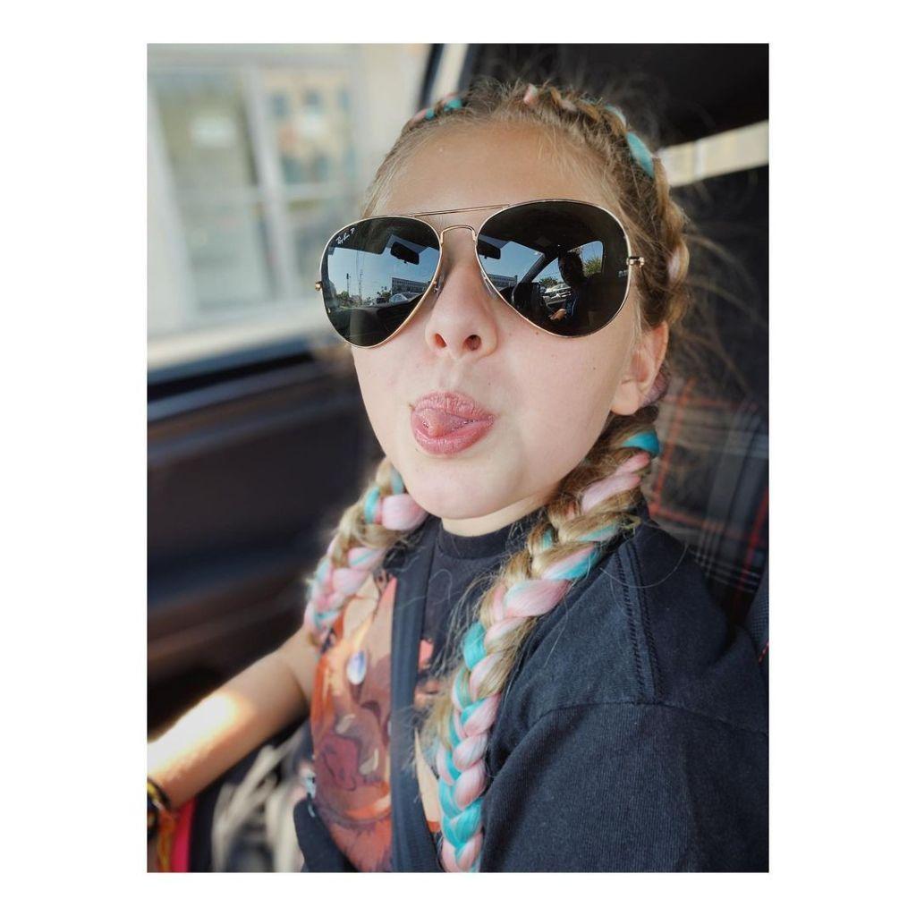 Coby Ryan McLaughlin Daughter Nico