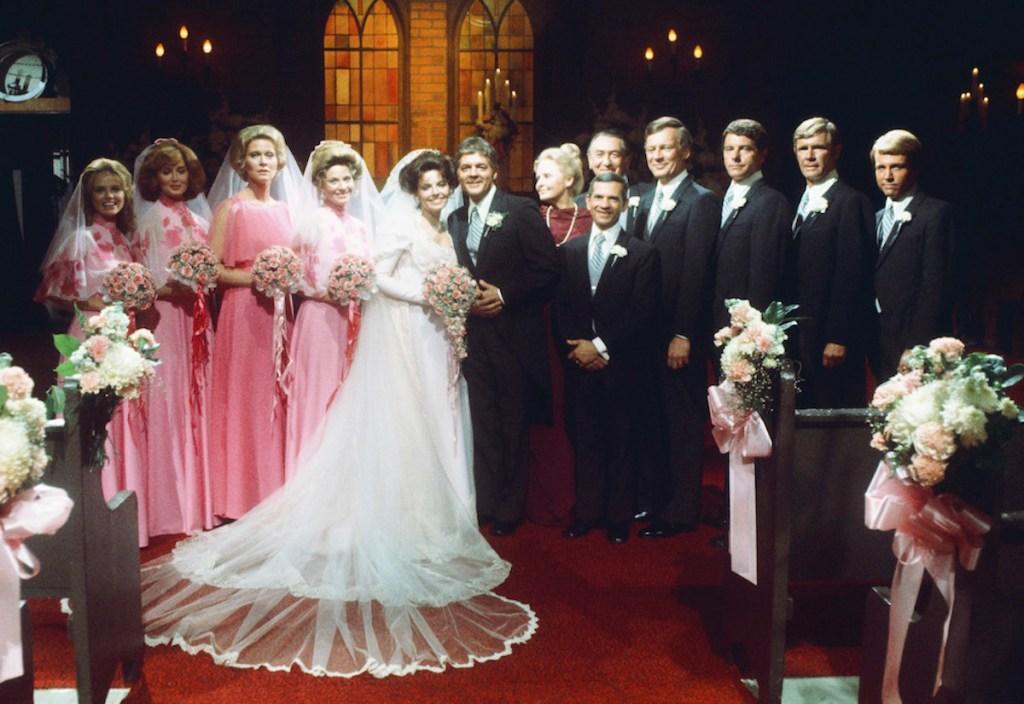 DAYS Doug Julie wedding