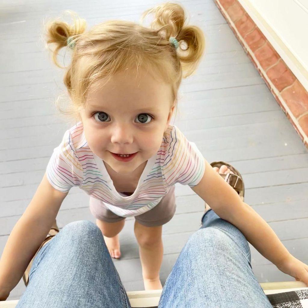 Jen Lilley daughter Julie