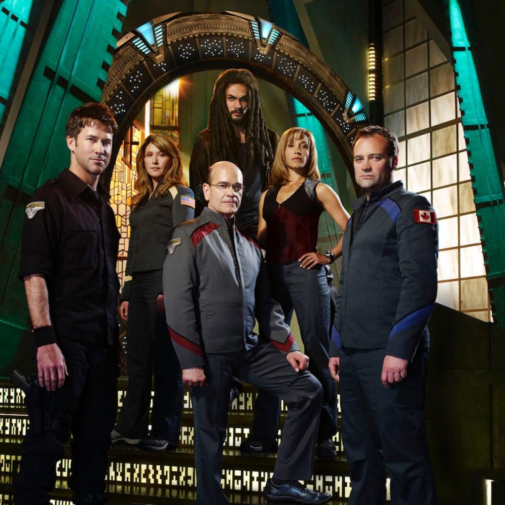Stargate Atlantis Cast