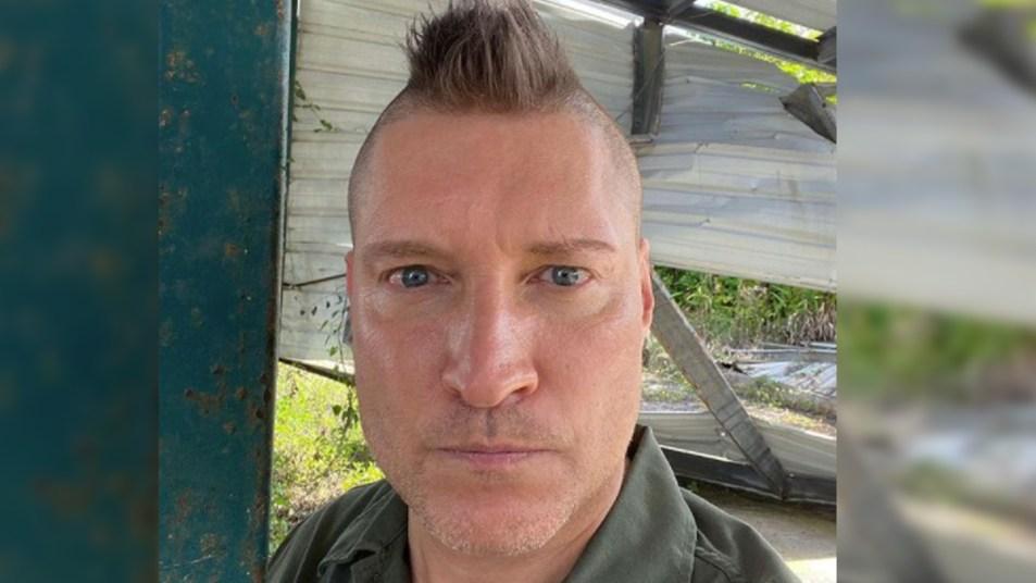 Sean Kanan Mohawk