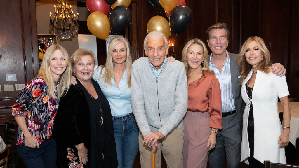 Y&R Jerry Douglas birthday group